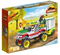 Banbao: Safari Jeep