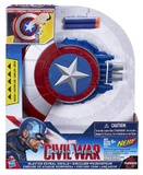 Captain America: Civil War - Captain America Blaster Reveal Shield