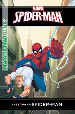 Marvel Read-to-Read Level 2: Story of Spider-Man
