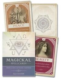 Magickal Spellcards by Lucy Cavendish image