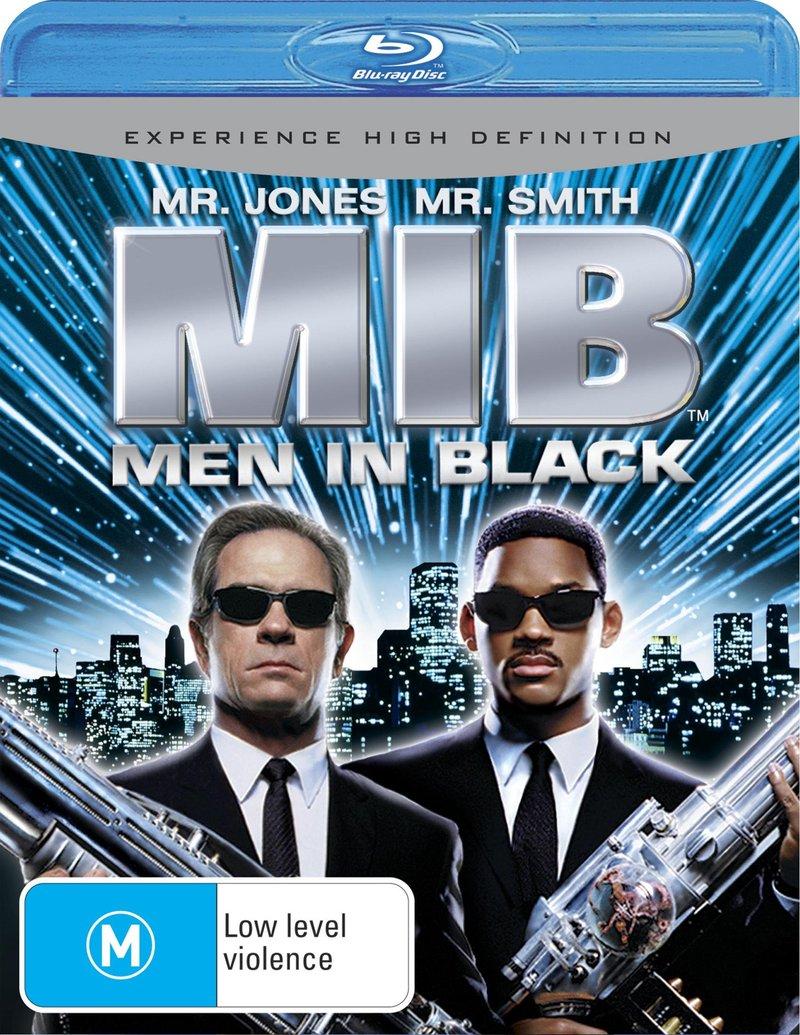 Men In Black on Blu-ray image