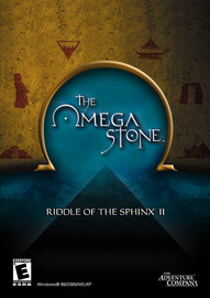 The Omega Stone: Riddle of the Sphinx 2 (Jewel case) for PC Games image