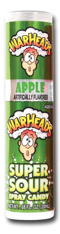 Warheads Super Sour Spray 20ml
