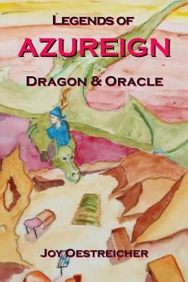 Legends of Azureign by Joy Oestreicher image