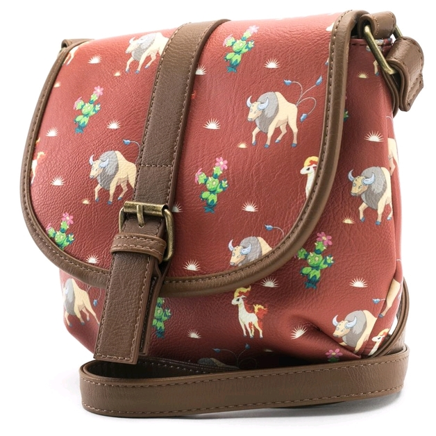 Loungefly: Pokemon - Tauros Crossbody Bag