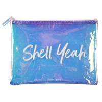 Sunnylife: See-Thru Pouch - Mermaid