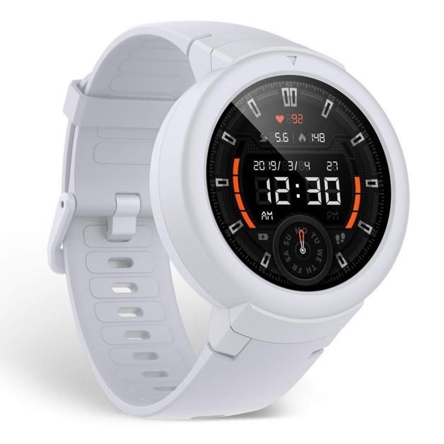 Xiaomi Amazfit Verge Lite Smart Watch - Snowcap White