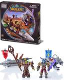 Mega Bloks World of Warcraft Dual Mounts - Barrens Chase Set