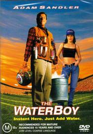 The Waterboy on DVD image