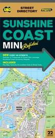 Sunshine Coast Mini Refidex Street Directory 22nd ed by UBD / Gregory's