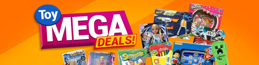 Toy Mega deals