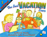The Best Vacation Ever by Stuart J Murphy image