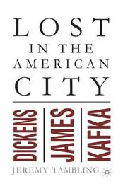 Lost in the American City by Jeremy Tambling image