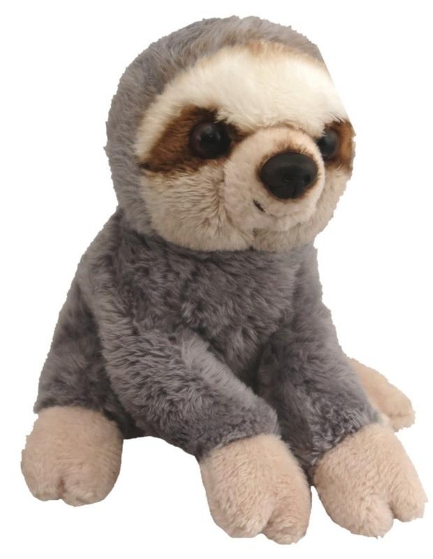 Antics Wildlife: Wild Mini's Sloth Plush
