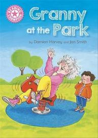 Reading Champion: Granny at the Park by Damian Harvey