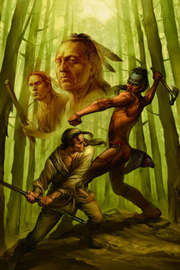 Marvel Illustrated: Last Of The Mohicans by James , Fenimore Cooper image