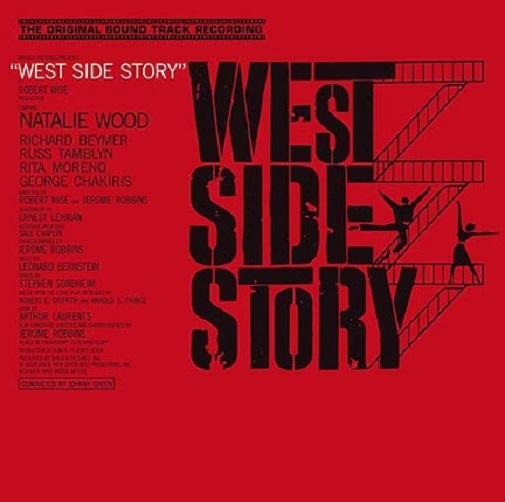 West Side Story (Coloured Vinyl)