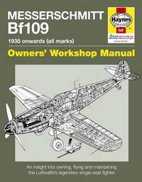 Messerschmitt Bf109 Manual by Paul Blackah