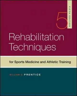 Rehabilitation Techniques in Sports Medicine by William E. Prentice image