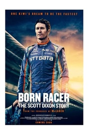 Born Racer: The Scott Dixon Story on DVD