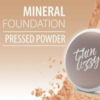 Thin Lizzy Mineral Foundation - Bootylicious