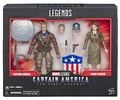 Marvel Legends: Action Figure 2-Pack - Captain America & Peggy Carter