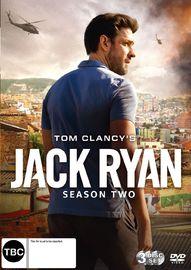 Jack Ryan - Season 2 on DVD image