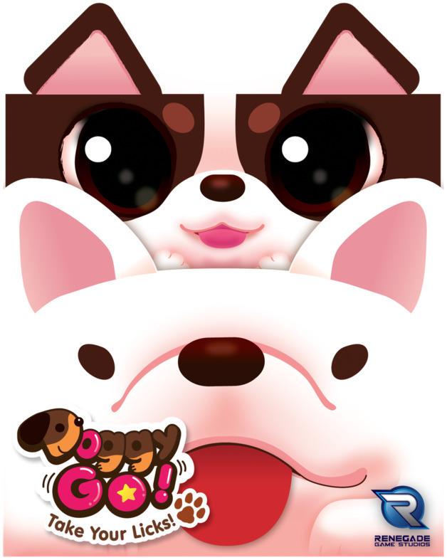 Doggy Go! - Card Game