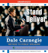 Stand and Deliver: Method to Public Speaking by Dale Carnegie image