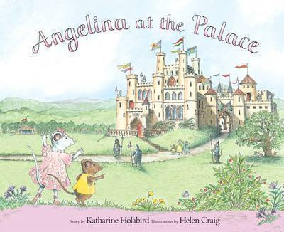 Angelina at the Palace by Katharine Holabird image