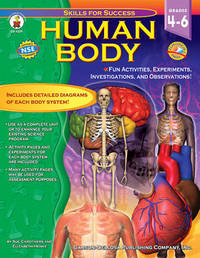 Human Body, Grades 4 - 6 by Sue Carothers