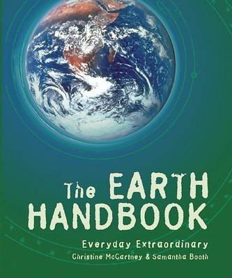 The Earth Handbook: Everyday Extraordinary by Christine McCartney image
