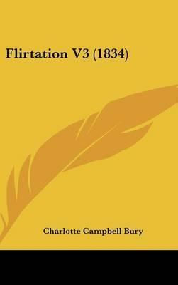 Flirtation V3 (1834) by Charlotte Campbell Bury image
