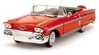 Testors Chevrolet Impala Convertible 1/24 Model Kit