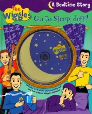 The Wiggles: Go to Sleep, Jeff (Book & CD) by The Wiggles image