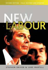 New Labour by Stephen Driver