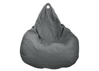 Beanz Big Bean Indoor/Outdoor Bean Bag Cover - Grey