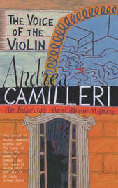 Voice of the Violin by Andrea Camilleri image