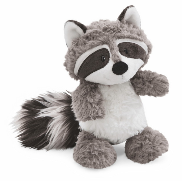 NICI: Forest Friends - Raccoon Rod Plush (25cm)