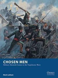 Chosen Men by Mark Latham