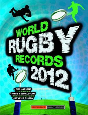 World Rugby Records 2012 by Chris Hawkes image