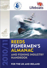 Reeds Fishermen's Almanac and Fishing Industry Handbook: For the UK and Ireland: 2010/11 image