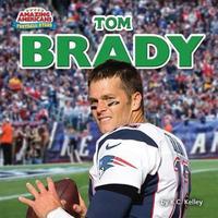 Tom Brady by K C Kelley
