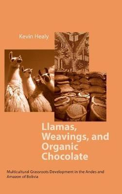 Llamas, Weavings, and Organic Chocolate by Kevin Healy image