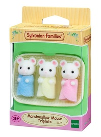 Sylvanian Families: Marshmallow Mouse Triplets image