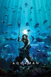 Aquaman Maxi Poster - Teaser (921)