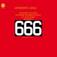 666 (Coloured Vinyl) by Aphrodite's Child