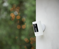 Ring: Stick Up Cam Battery (3rd Gen) - White