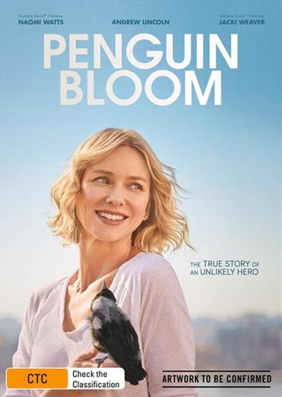 Penguin Bloom on DVD