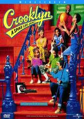 Crooklyn on DVD
